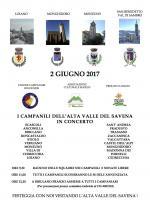 """Venerdì 2 giugno """"I campanili dell'Alta Valle del Savena in concerto"""""""