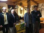 Grande partecipazione al primo incontro degli oppositori al Piano cave di Loiano