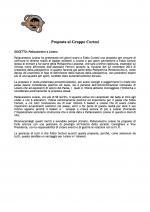 Proposta di collaborazione al Gruppo Cortesi da parte della Pallacanestro Loiano