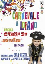 """Domenica 12 febbraio """"Carnevale a Loiano"""" lungo via Roma"""