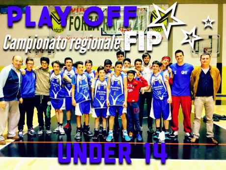 Gli Under 14 del basket Loiano 2015 compiono l'impresa: parteciperanno ai play off del campionato regionale FIP.