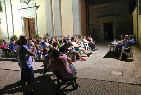 Per l'ipotesi di arrivo di migranti a Barbarolo, l'Amministrazione ha incontrato i residenti della frazione
