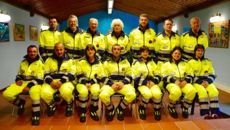 Presentato il Gruppo di Protezione Civile Comunale di Loiano 'Paolo Visinelli'