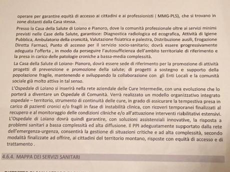 """Il CAST pubblica la proposta dell'ASL per l'Ospedale di Loiano: """"diventerà Ospedale di Comunità"""""""