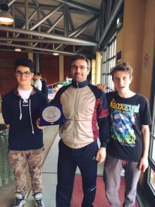 Gli Under 14 del basket Loiano 2015 invitati al grande torneo Hth della Salus.