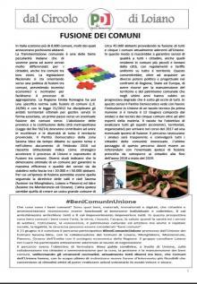 In distribuzione il nuovo numero del giornalino del Circolo PD di Loiano