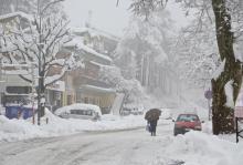 Ricognizione del fabbisogno finanziario per i danni a privati, attività economiche ed agricole in seguito alla nevicata del dicembre 2017