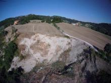 Aggiudicati per € 330.000 i lavori di consolidamento della frana del Farnè