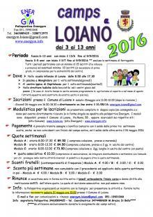 Anche per questa estate Energym propone Centri Estivi a Loiano
