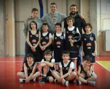 Basket, vittoria schiacciante della Pallacanestro Loiano Under 10 contro i Titans