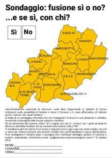 """""""Fusione ... e confusione"""", il 1° ottobre a Vado si parla di fusioni fra Comuni"""
